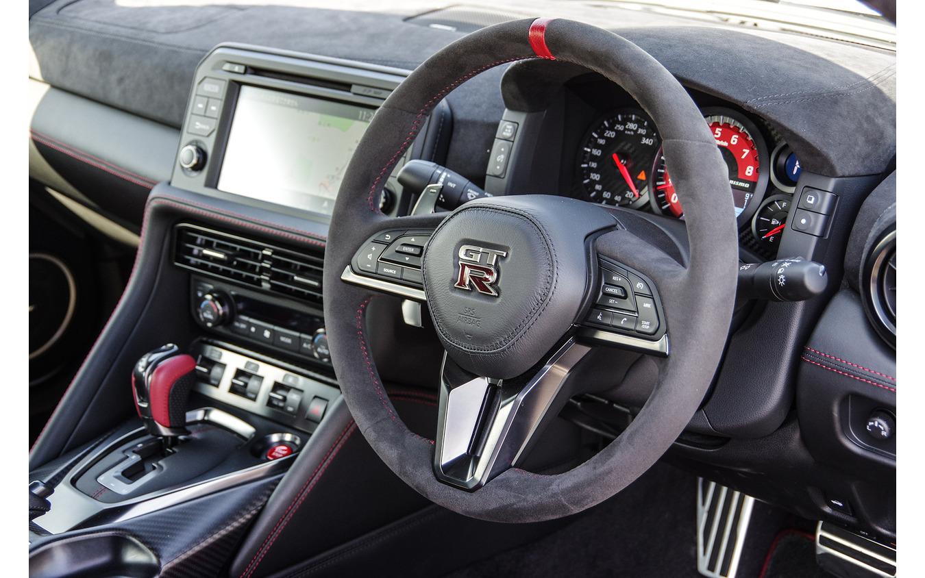 日産 GT-R NISMO 2020年モデル