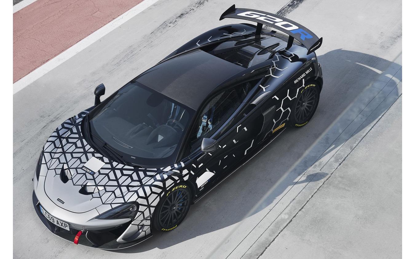 マクラーレン 620R