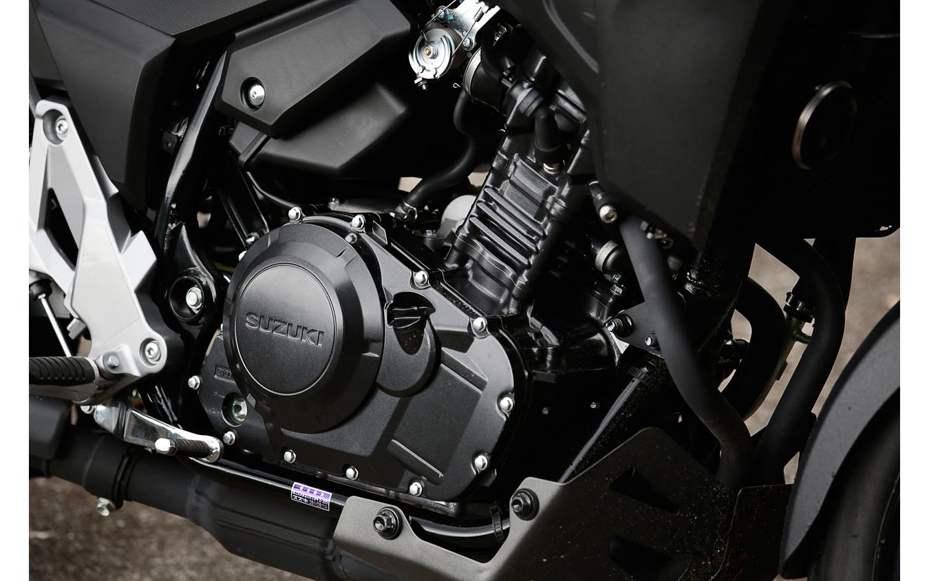 スズキ Vストローム250 ABS