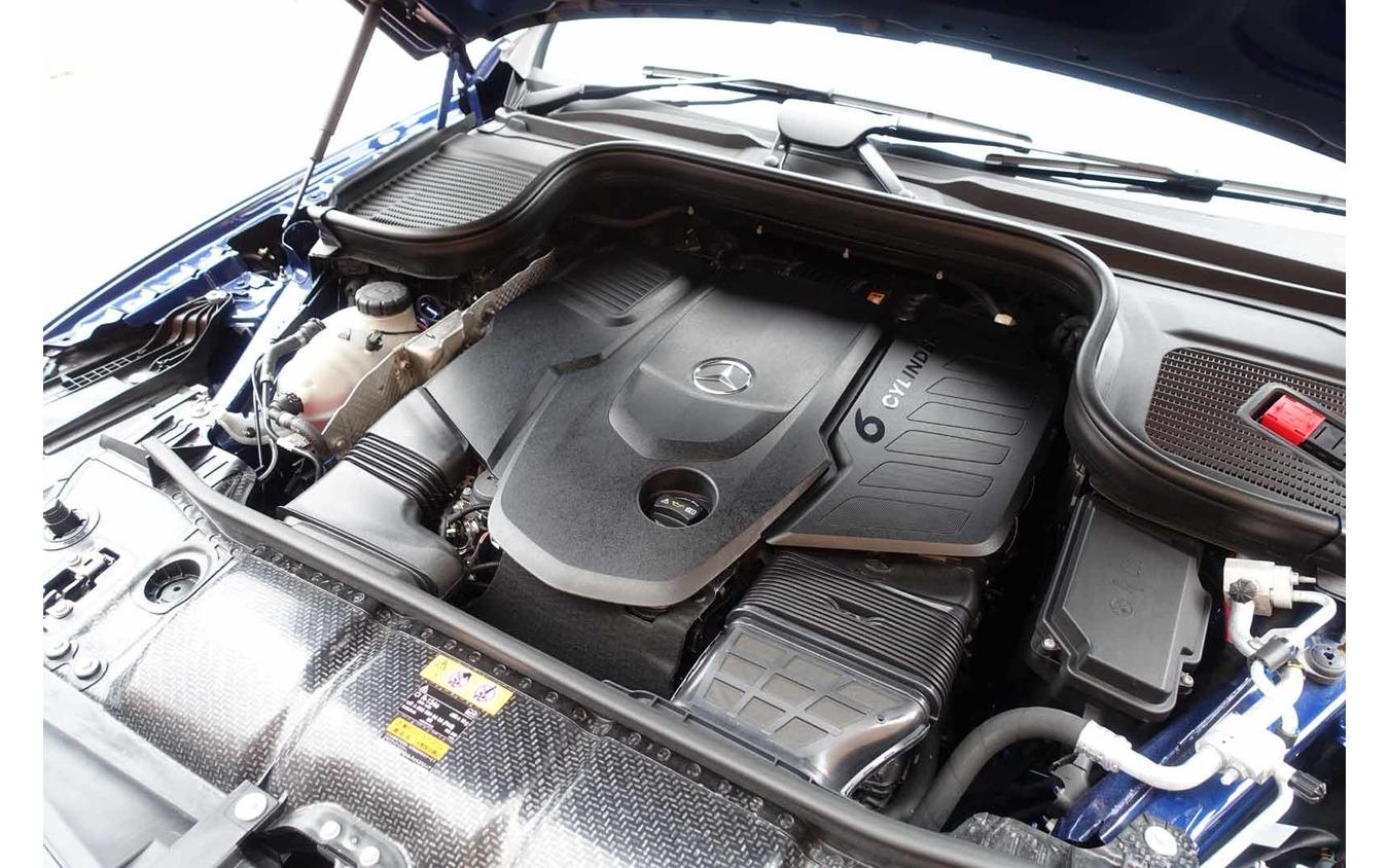 メルセデスベンツ GLE 新型(GLE400d 4MATIC)