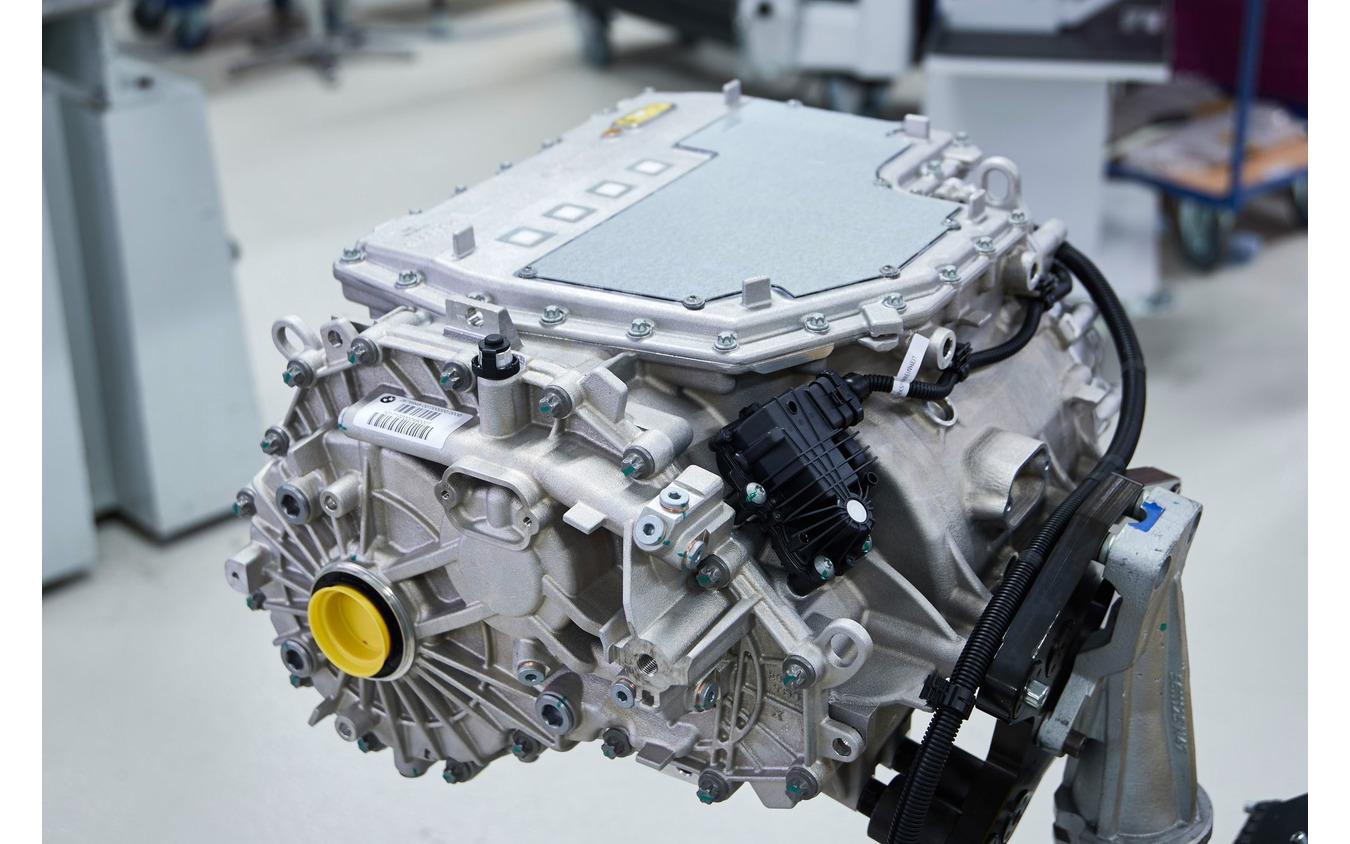 BMW iX3 のEVパワートレイン