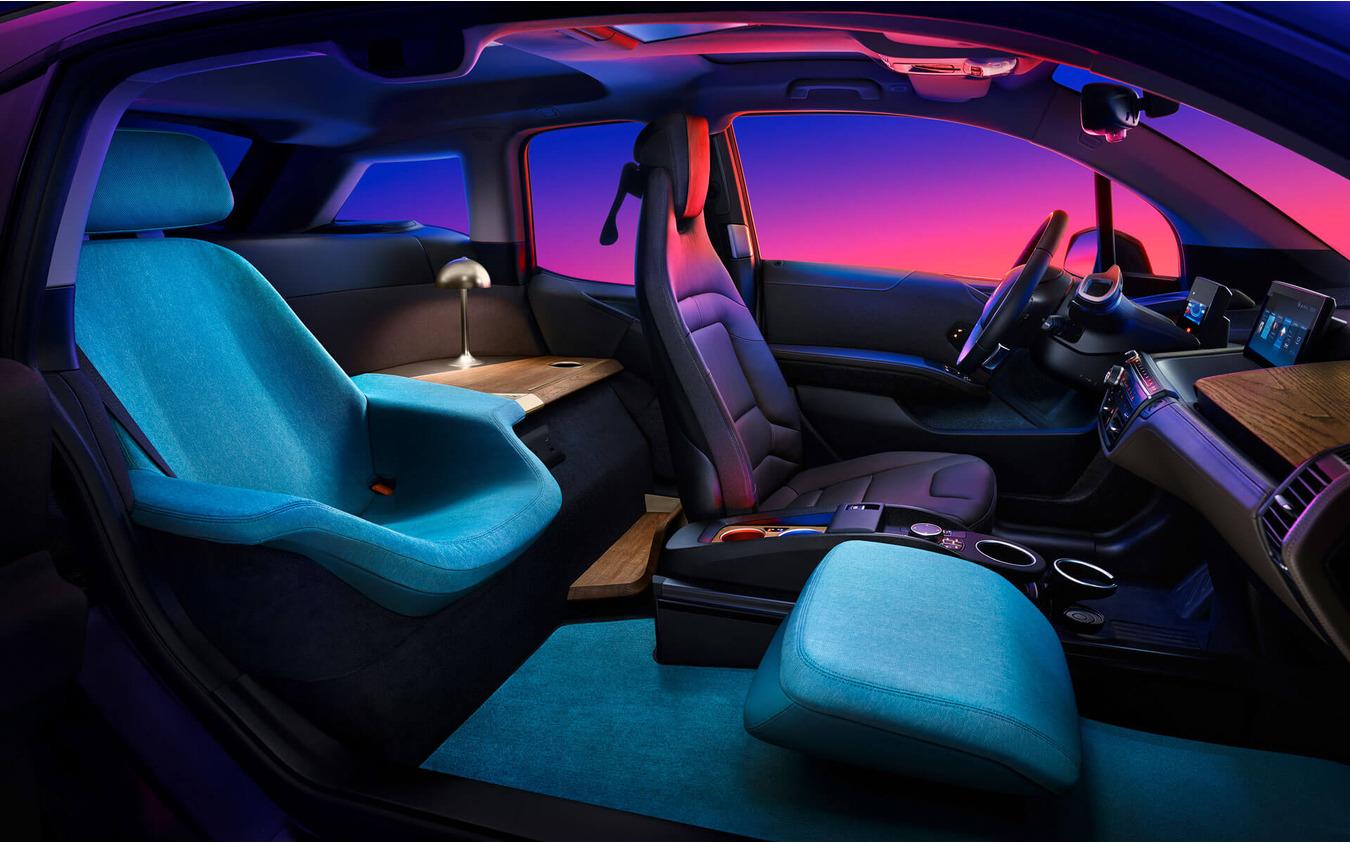 BMW i3 アーバンスイート