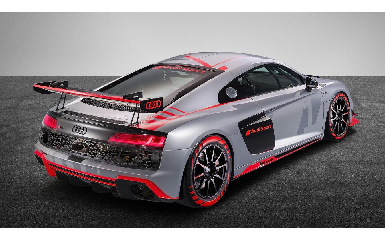 アウディ R8 LMS GT4 改良新型
