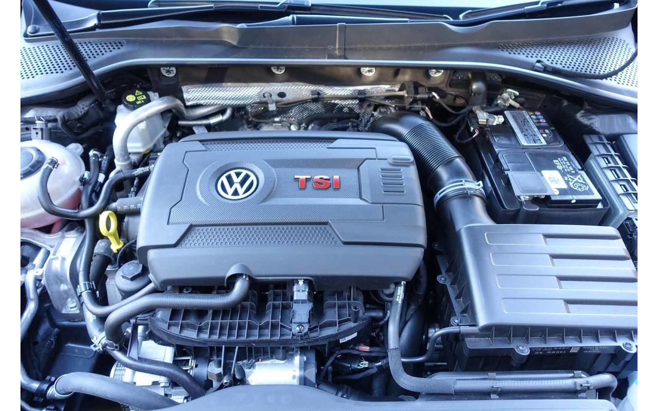 VW ゴルフ GTIパフォーマンス