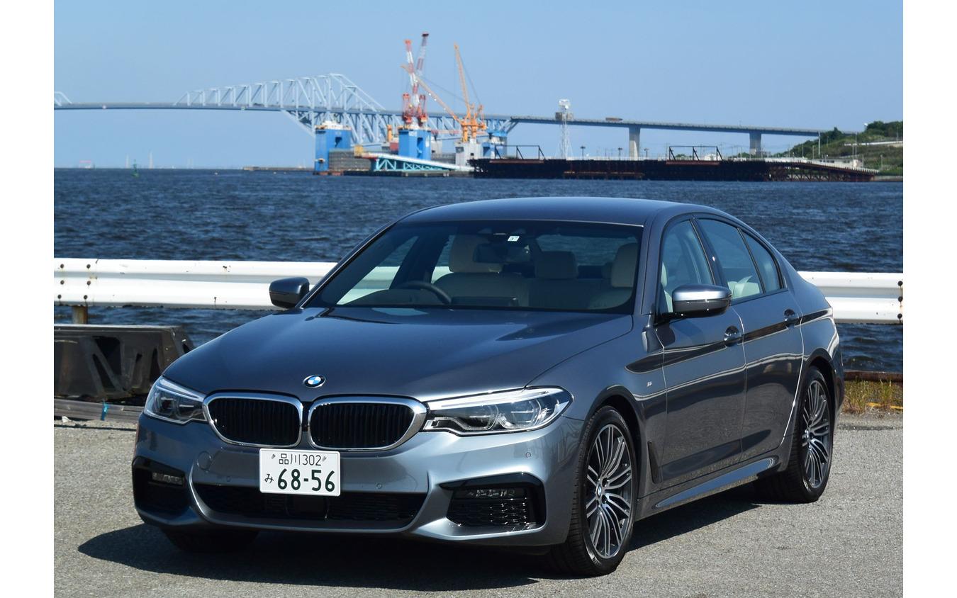 BMW 523d M Sport