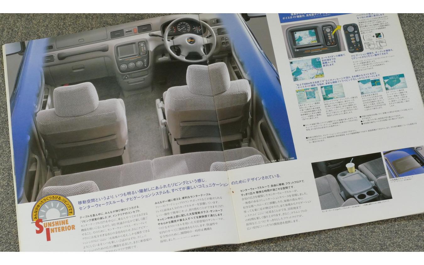 ホンダ CR-V(初代・1995年10月~)
