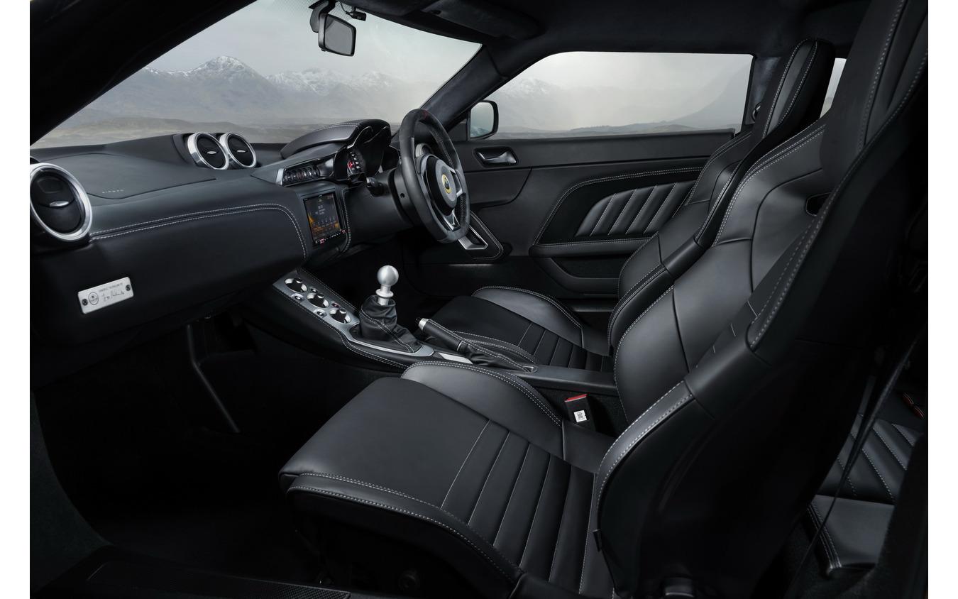 ロータス・エヴォーラ GT410