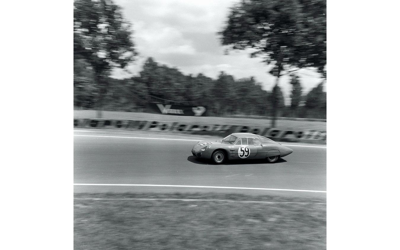 アルピーヌM63(1964年)