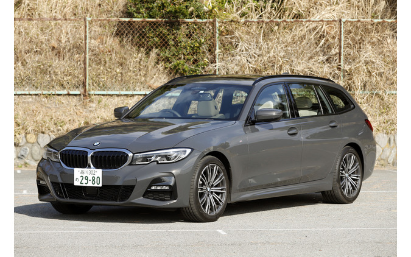 BMW 3シリーズツーリング 新型(320d xDrive Touring M Sport)