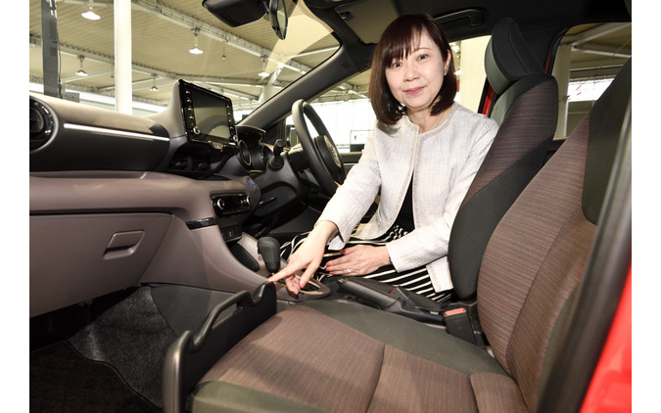 リセマム田村麻里子 編集長のお気に入りは、助手席の「買い物アシスト」