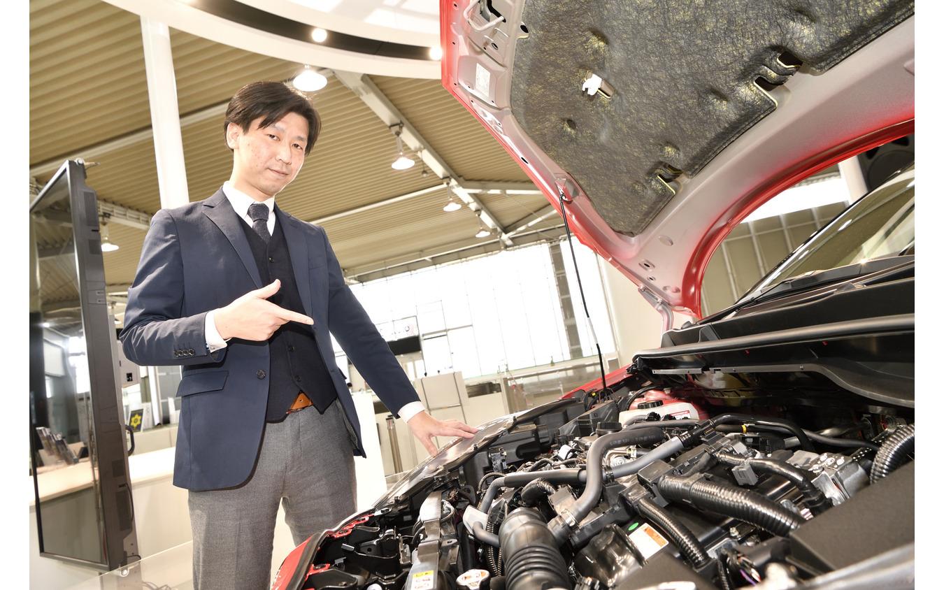 レスポンス宮崎壮人 編集長が注目するのは、新開発の1.5Lダイナミックフォースエンジンだ。