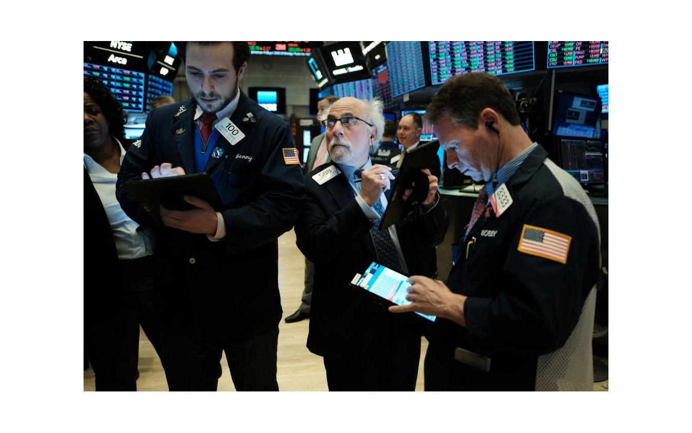 2月24日のニューヨーク株式市場