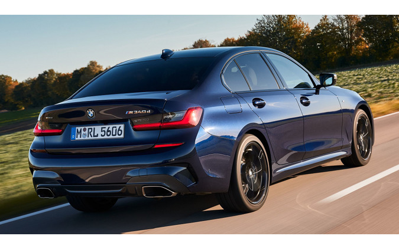 BMW 3シリーズ 新型の M340d xDriveセダン