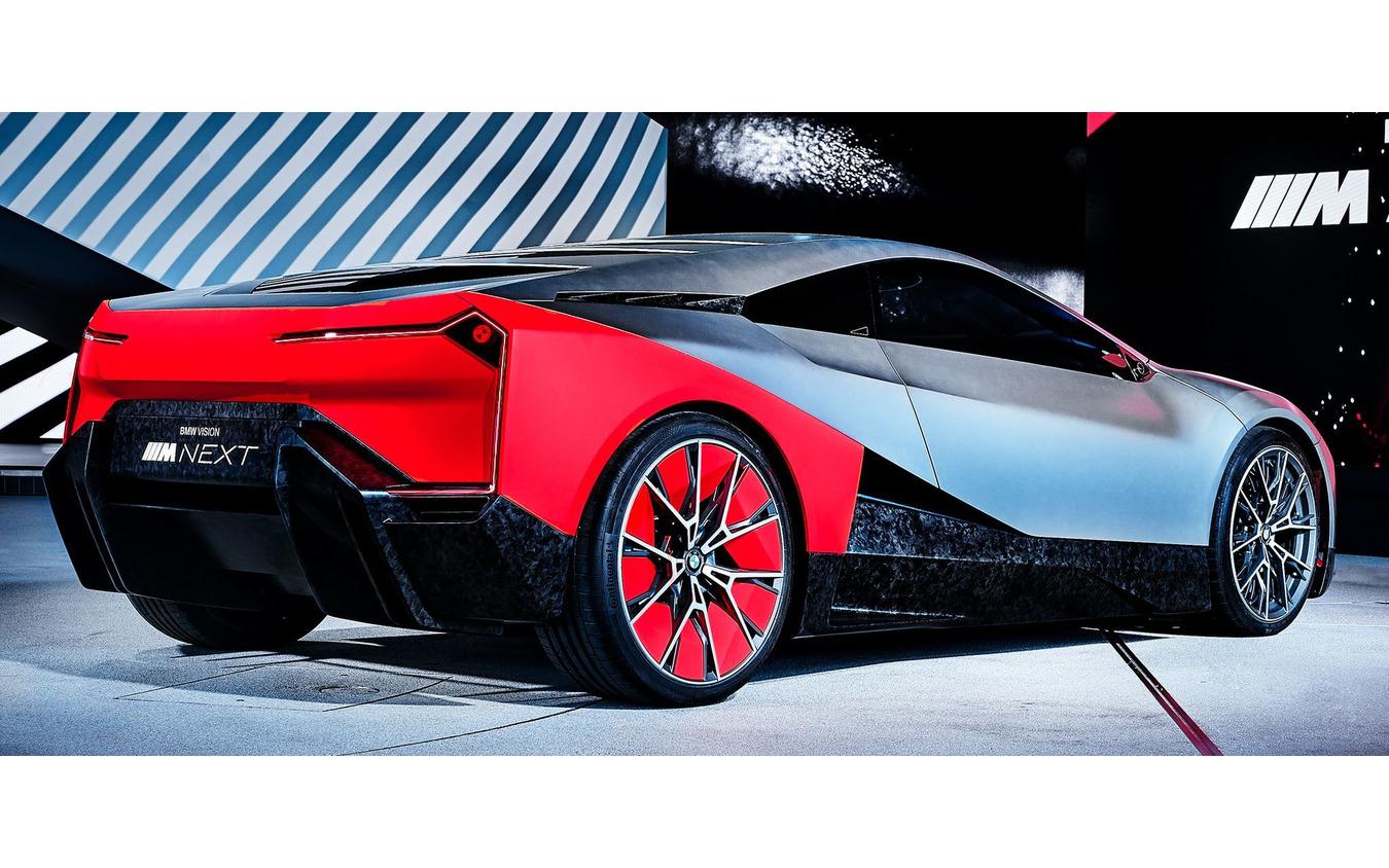 BMWヴィジョンMネクスト(参考画像)