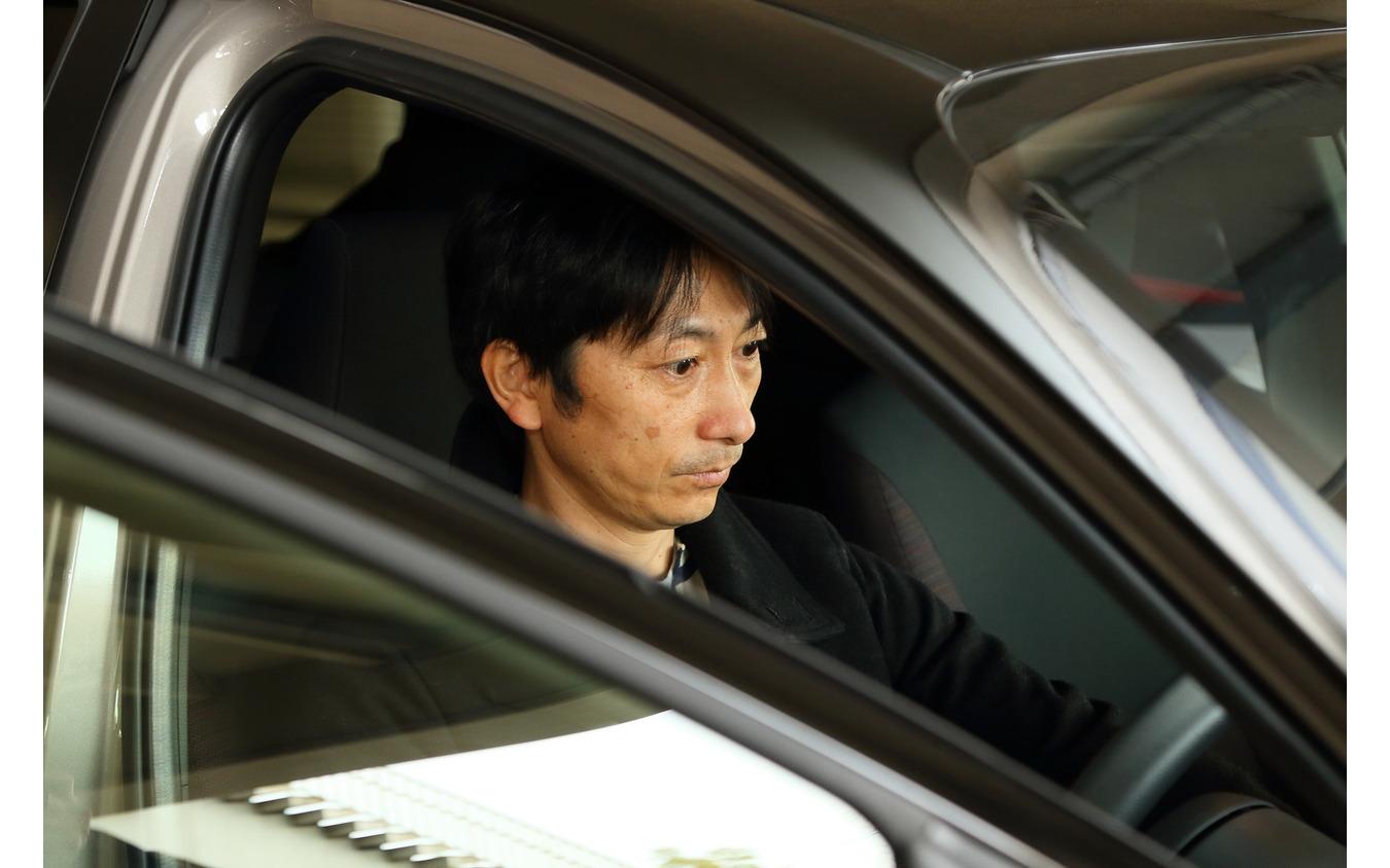 スポーツカー好きで「MTのヤリスにも興味がある」と話す野田さん