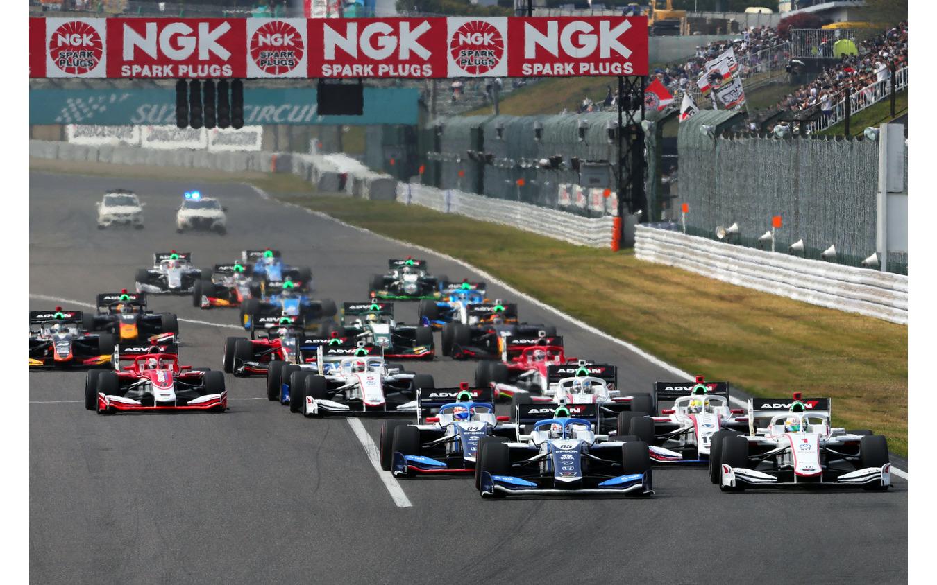 NGKスパークプラグ鈴鹿2&4レース(2019年)