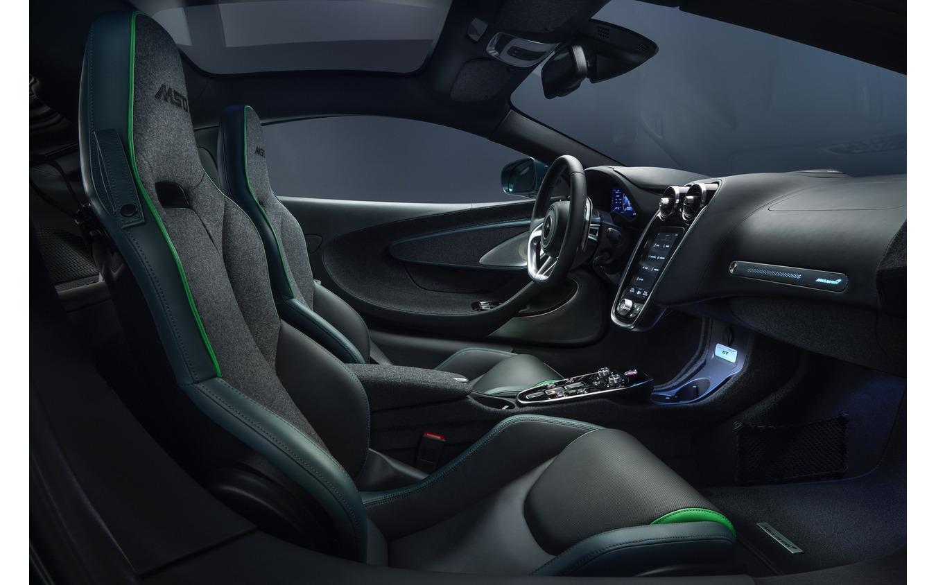 マクラーレン GT の最新MSO仕様