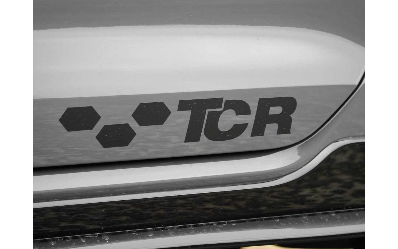 VW ゴルフGTI TCR
