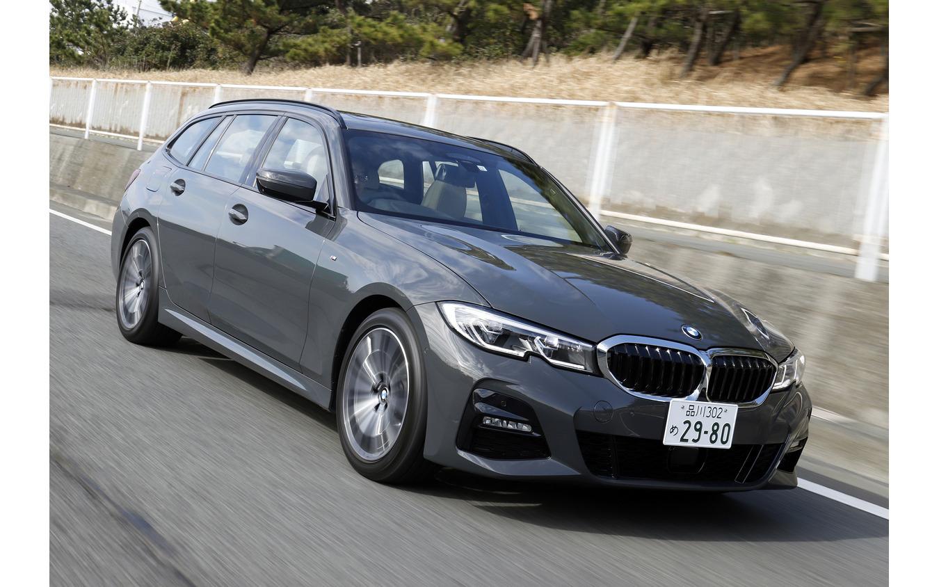 BMW 3シリーズツーリング 新型(320dツーリング xDrive)