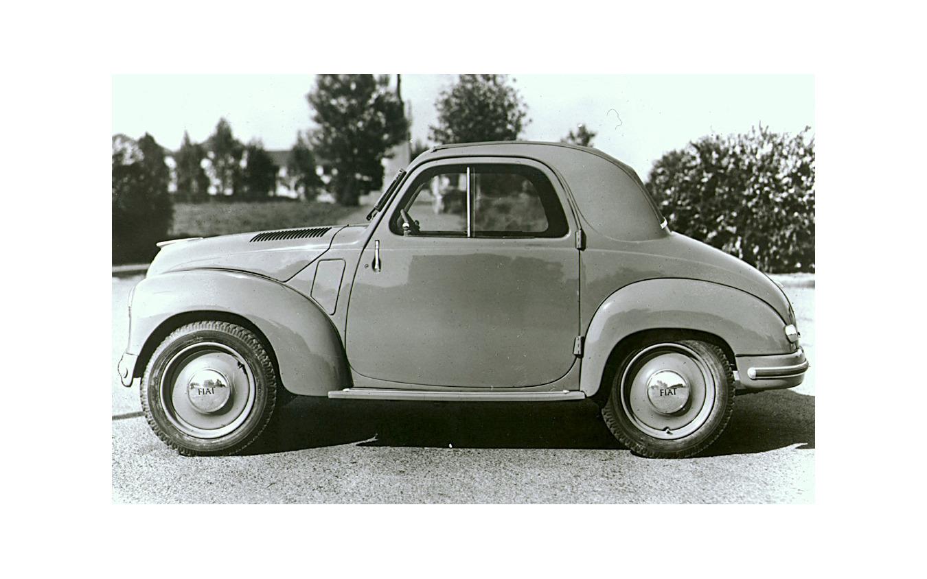フィアット500トッポリーノ(1936年~)