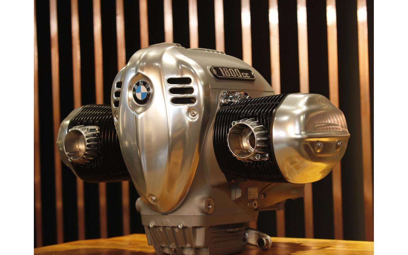 BMWモトラッドの新型2気筒ボクサーエンジン