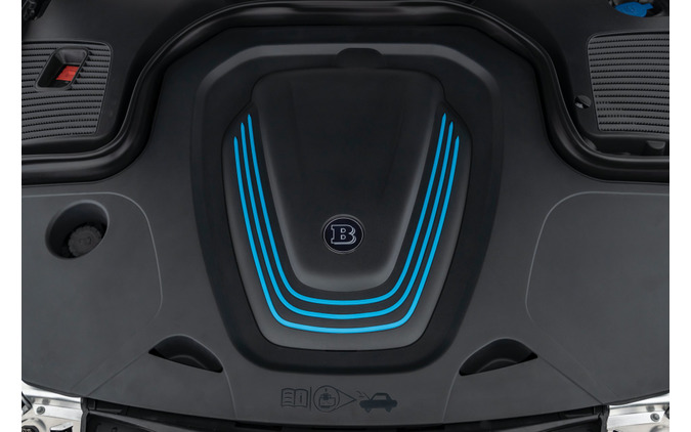 ブラバスのメルセデスベンツ EQC のカスタマイズコンセプトカー