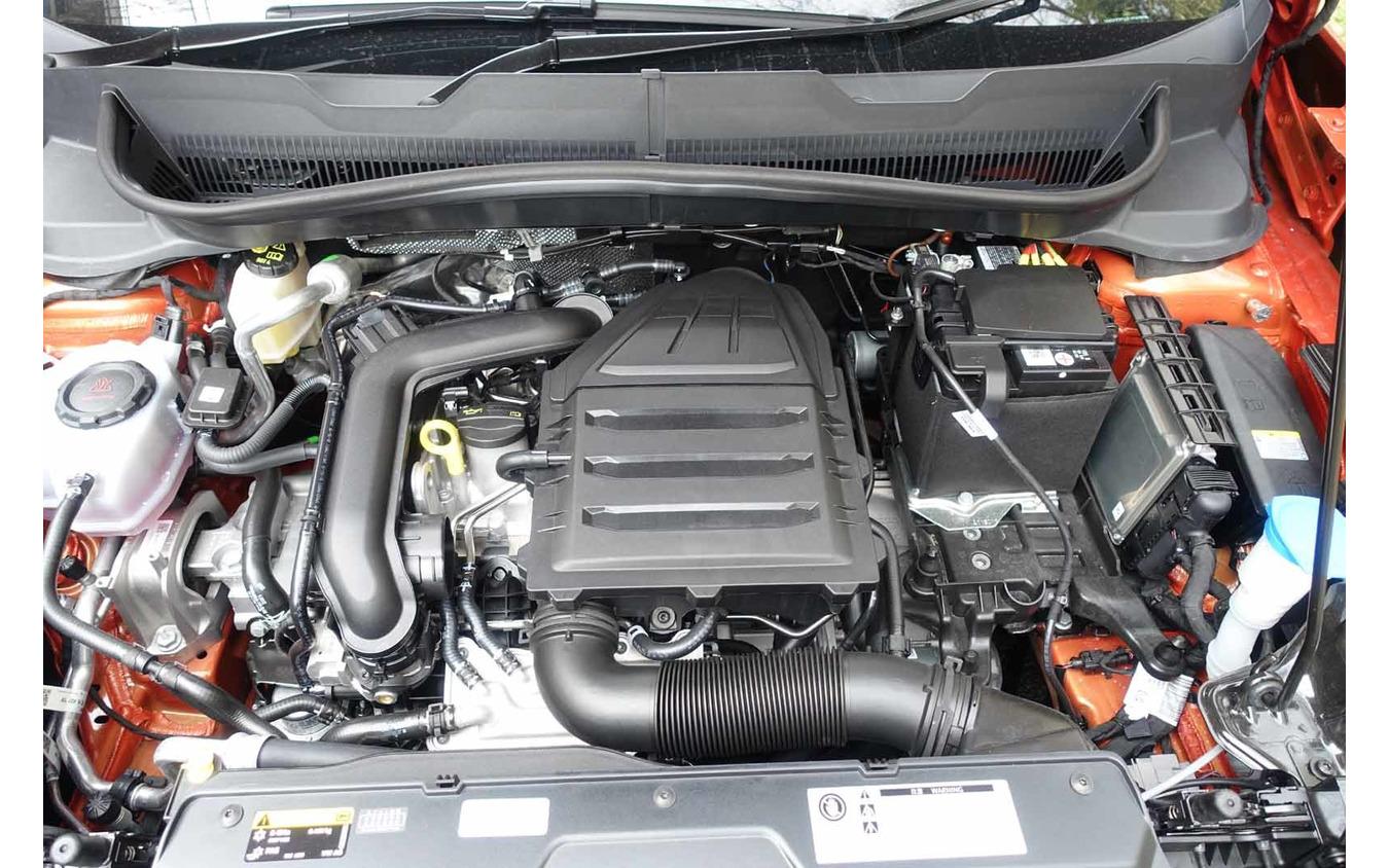 VW Tクロス 1st
