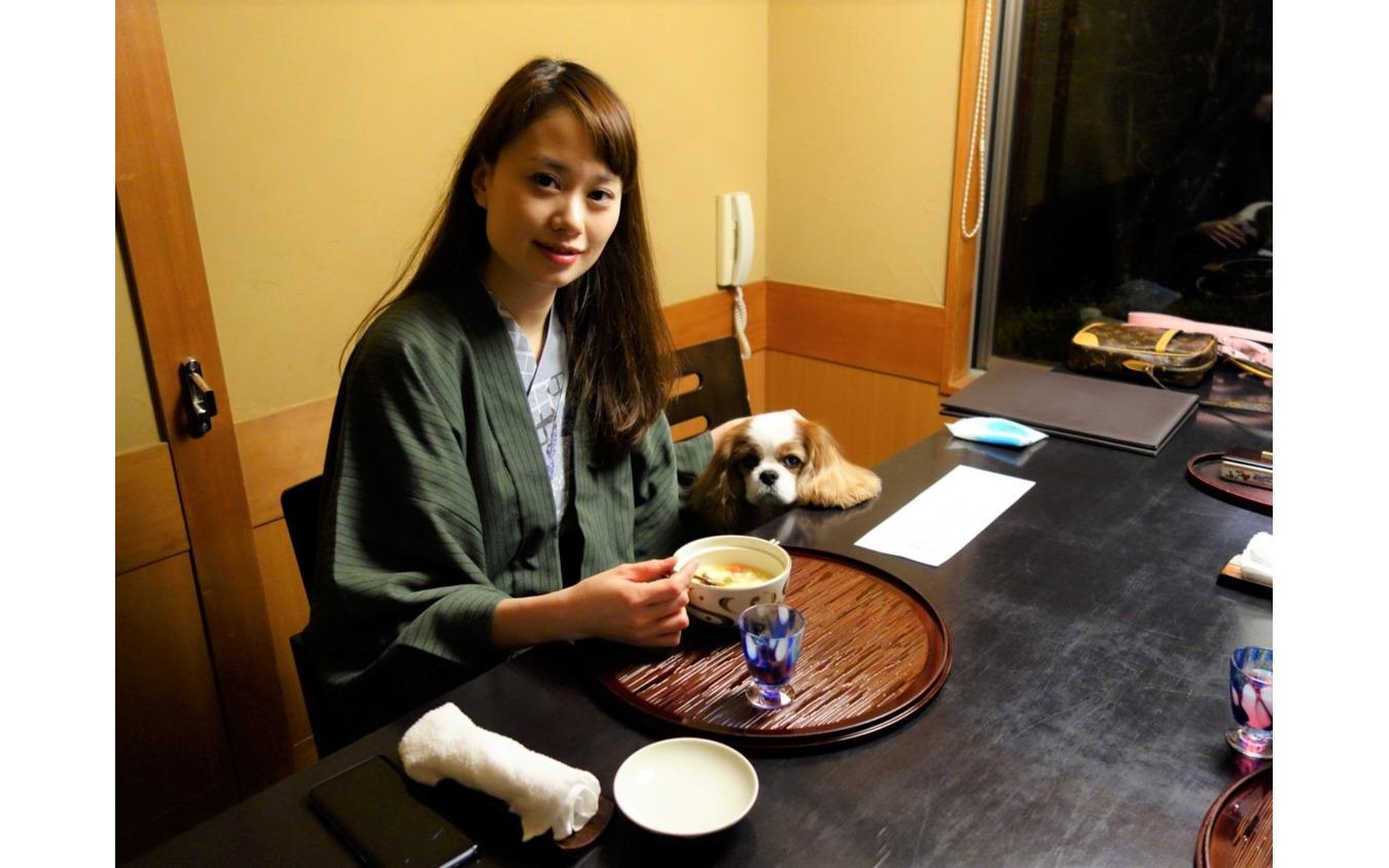 部屋食&個室ダイニングがある愛犬同伴専門リゾートホテル