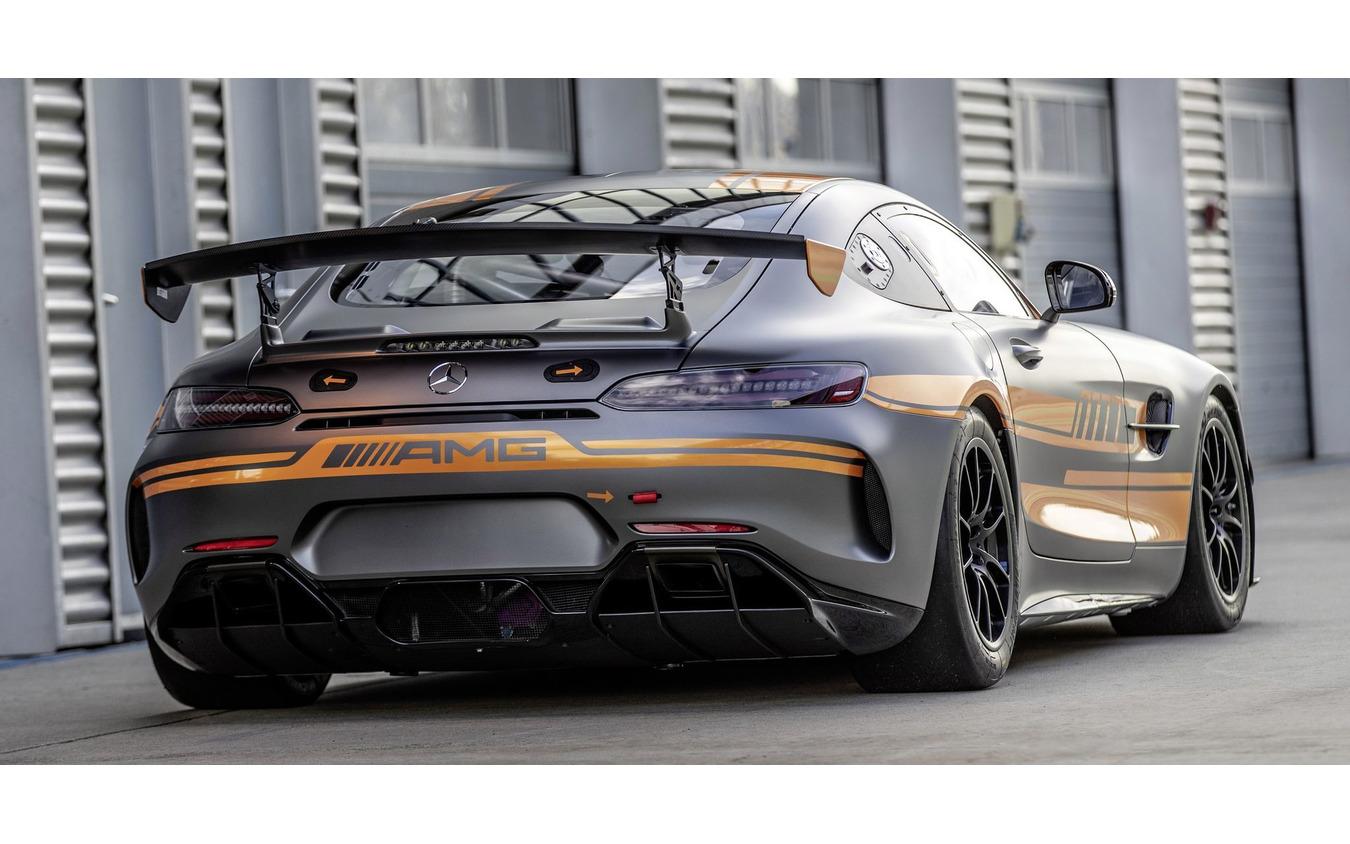 メルセデスAMG GT GT4 改良新型
