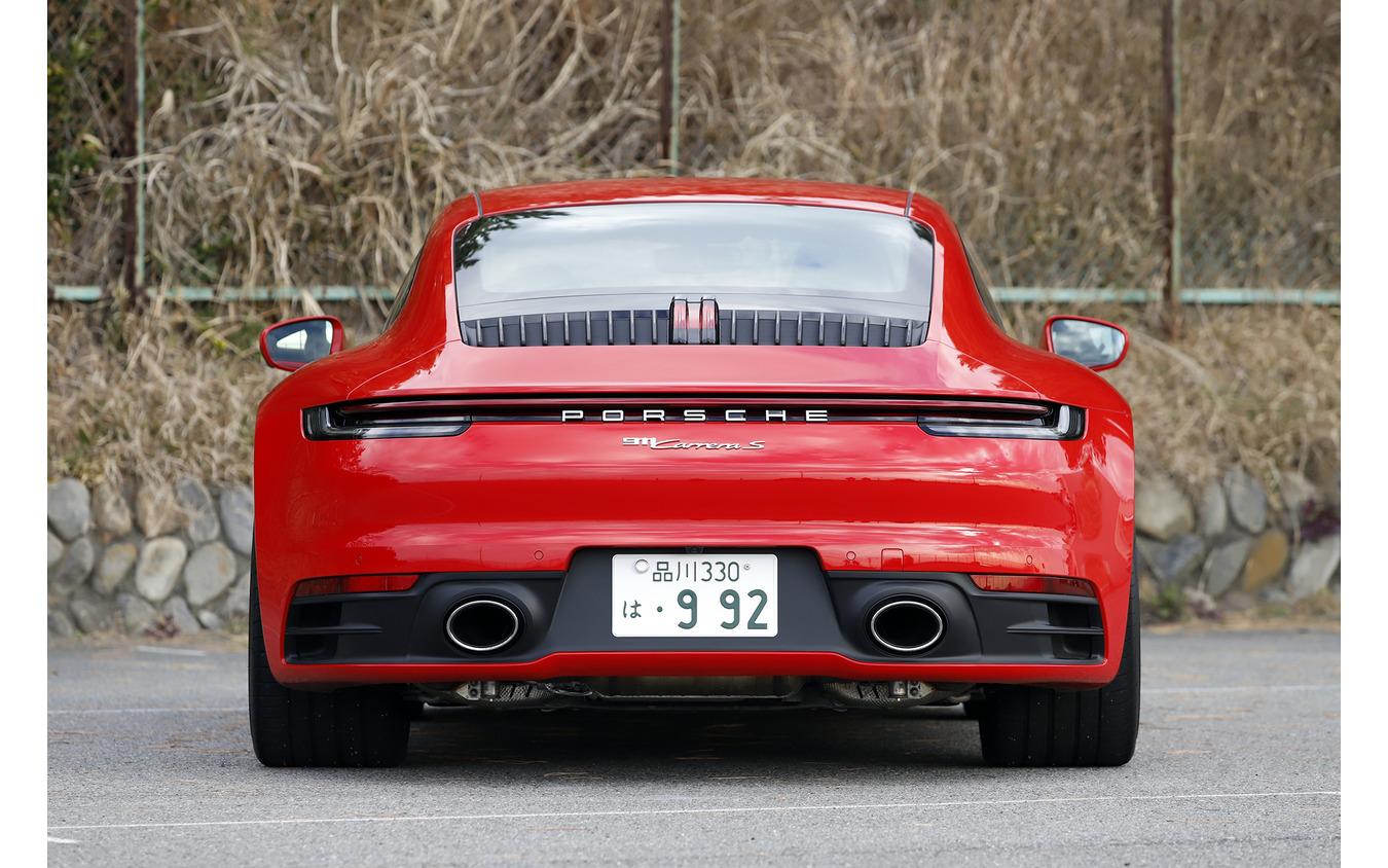 ポルシェ 911カレラS 新型