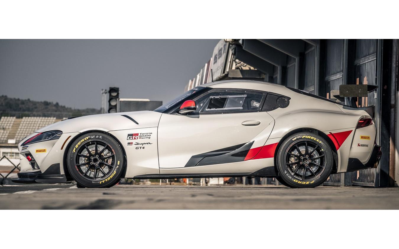 トヨタ GR スープラ GT4