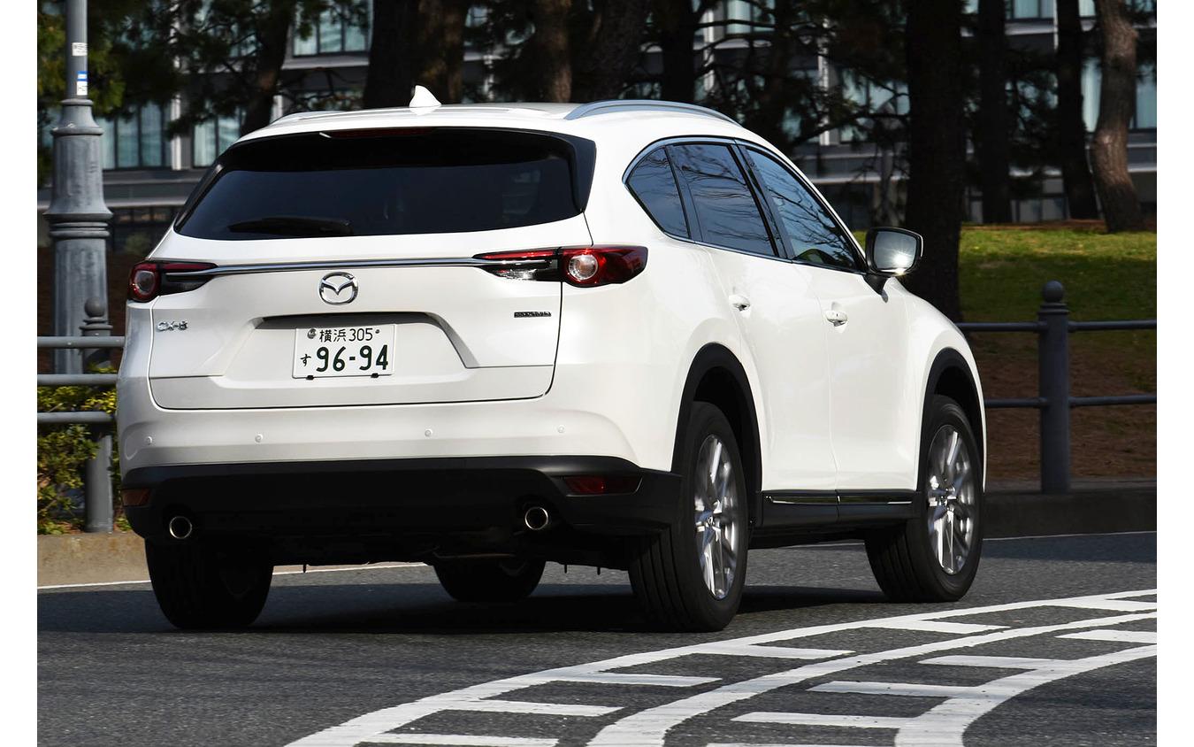 マツダ CX-8 改良新型