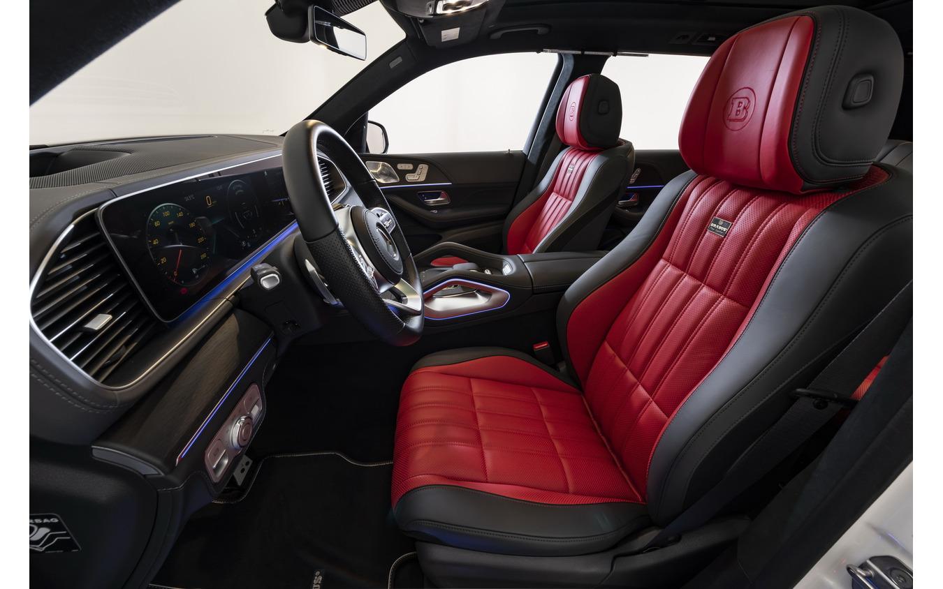 ブラバスがカスタマイズしたメルセデスベンツ GLS 新型