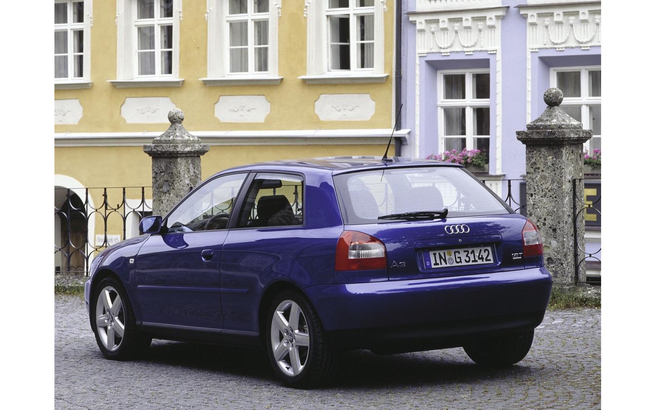 A3クワトロ(1999年)