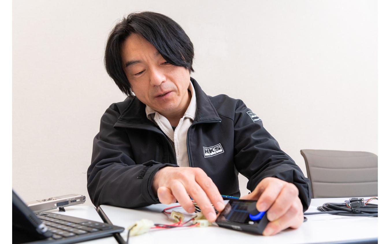 エッチ・ケー・エス 第2開発部 電子商品開発課 エキスパート 本多 計仁氏