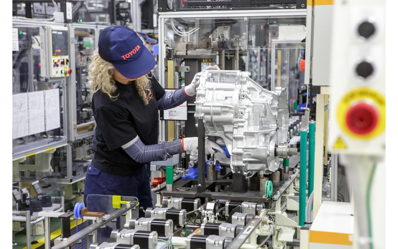 トヨタのポーランド工場
