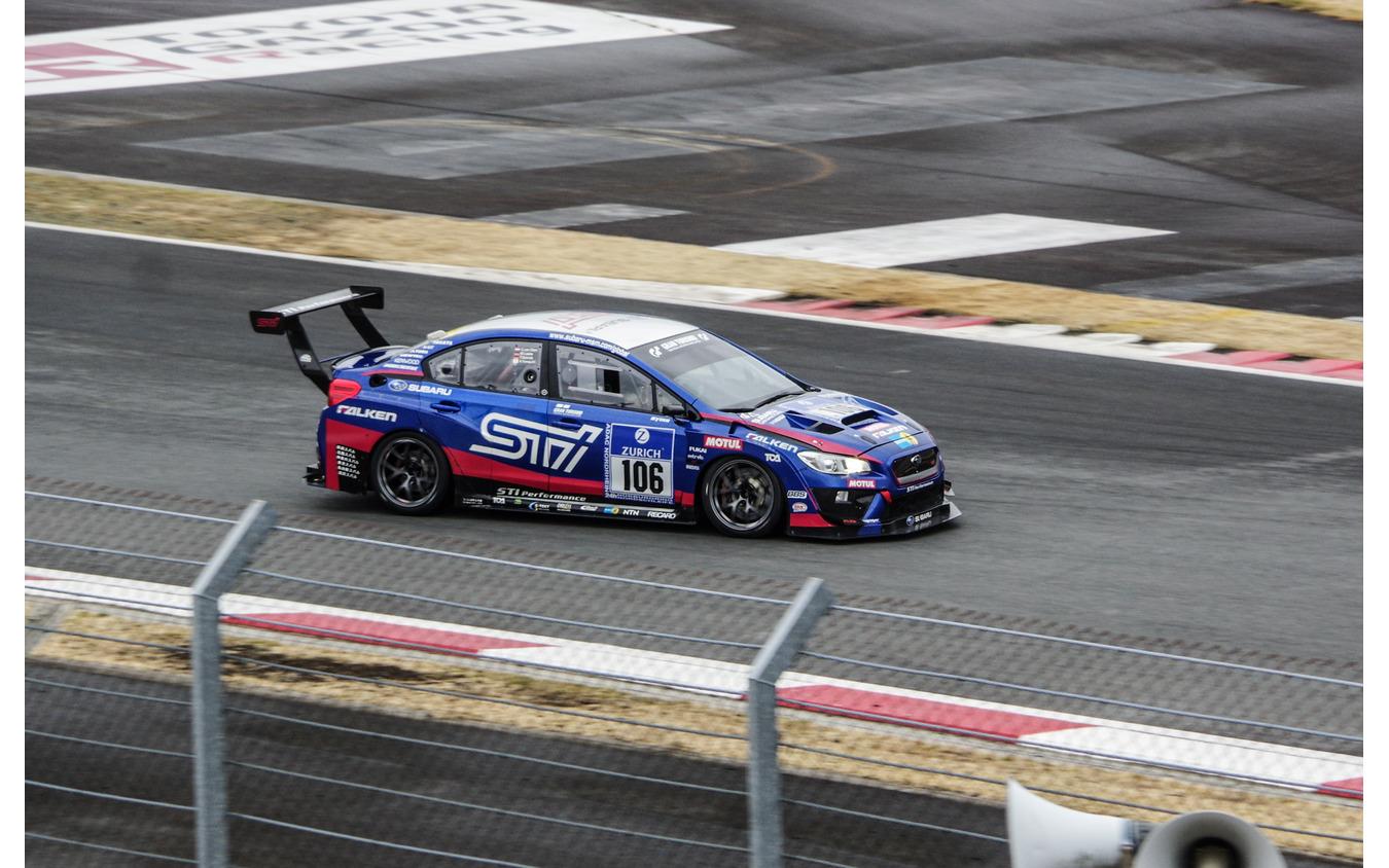 スバル WRX STI 2016年ニュルブルクリンク24時間耐久レース参戦車両