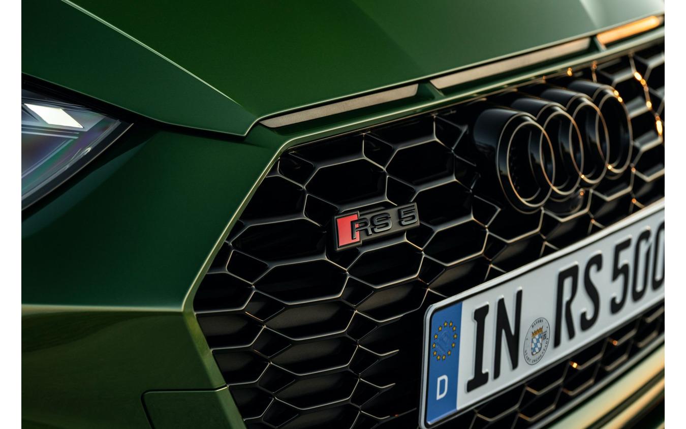 アウディ RS5 スポーツバック 改良新型