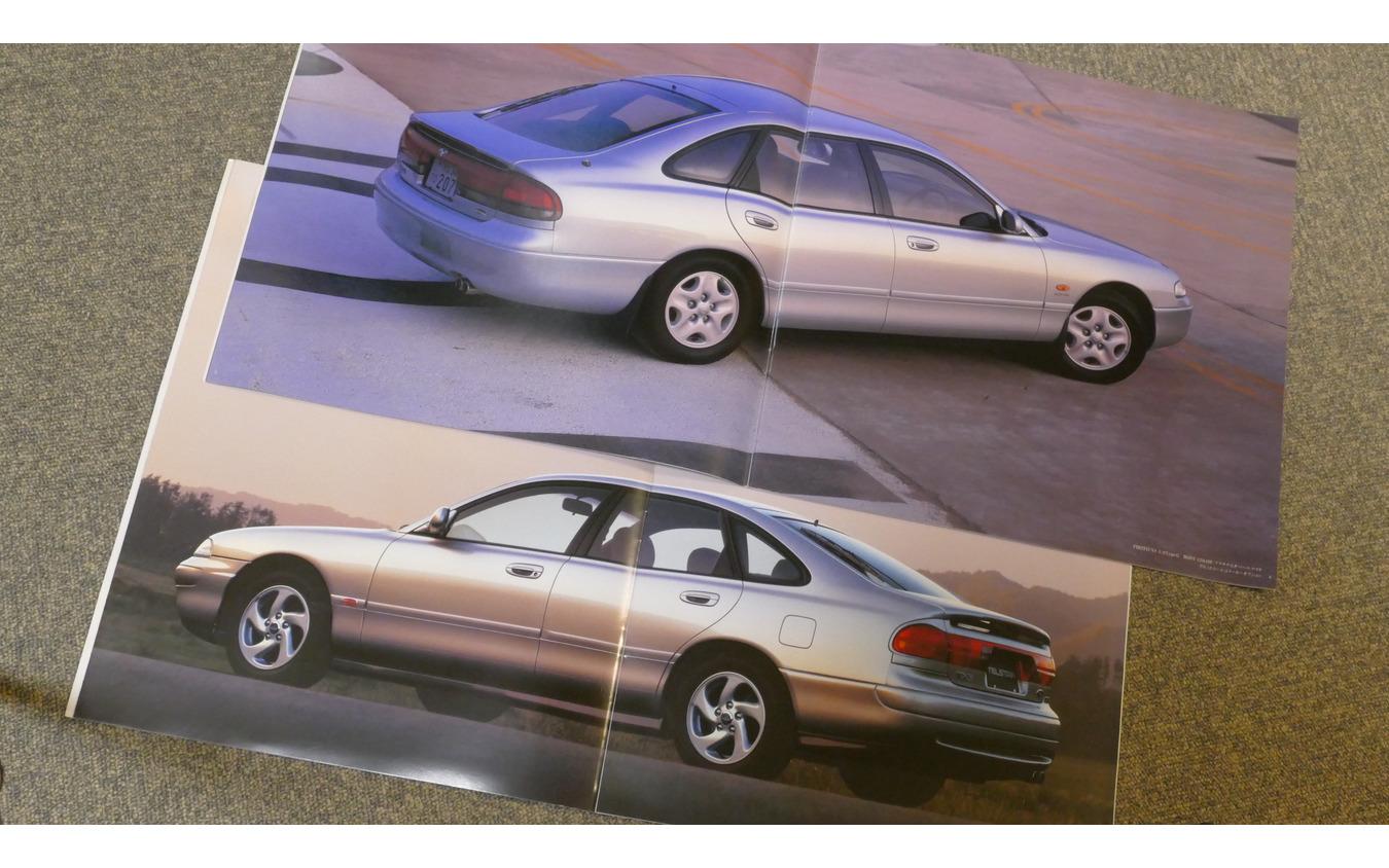 アンフィニ・MS-6(1991年)、フォード・テルスターTX5(1991年)