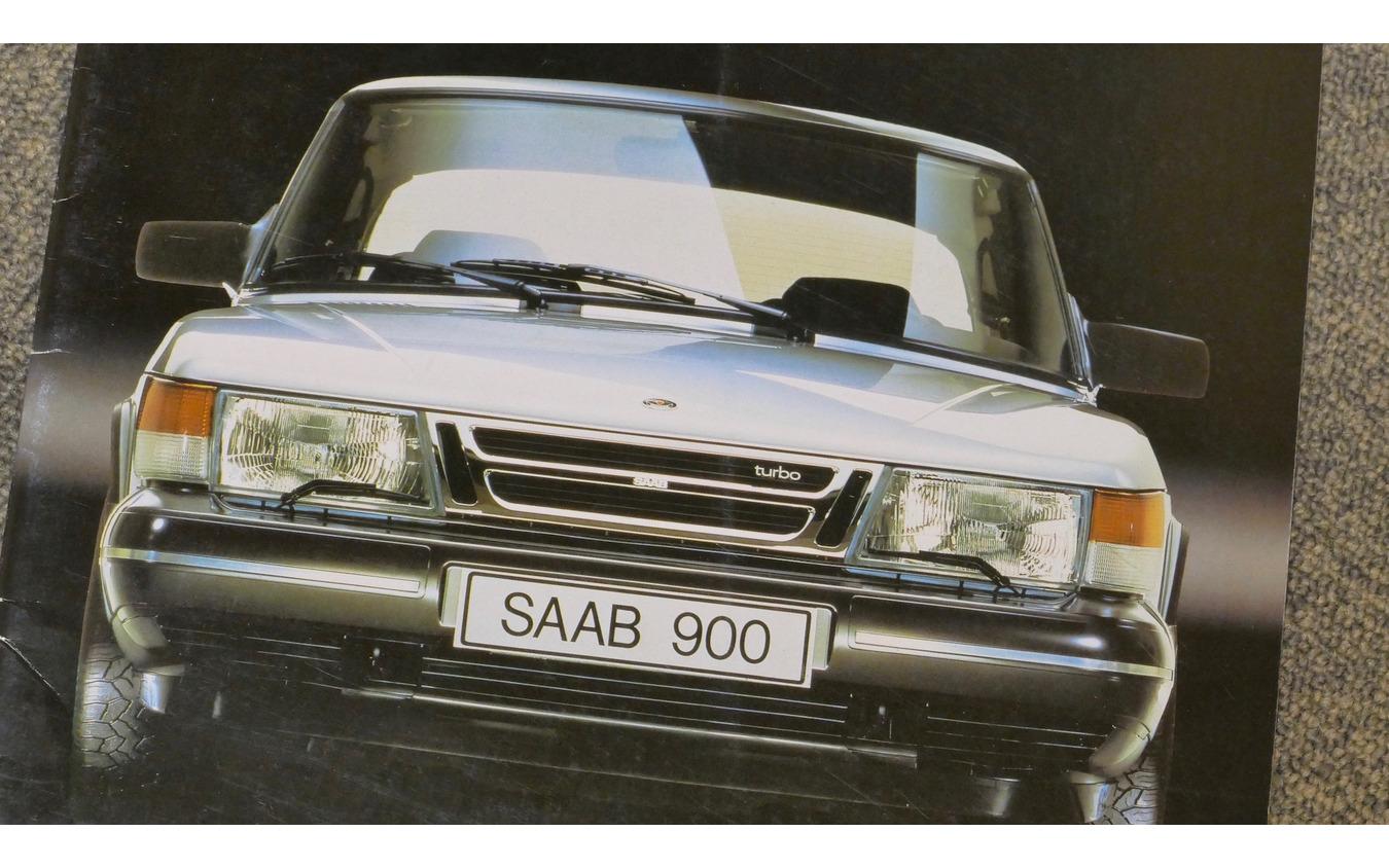 サーブ 900(1971年)