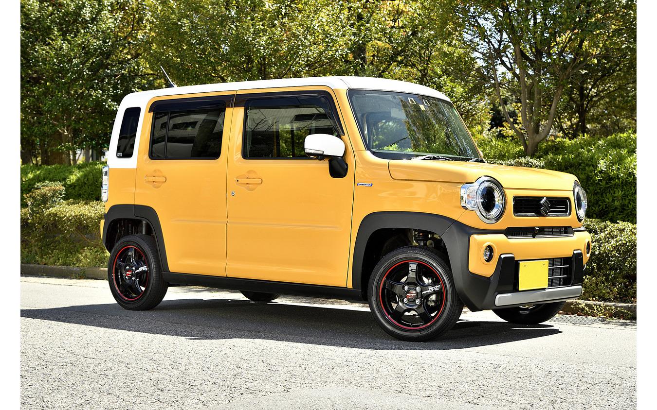 MiD【RMPレーシング R50】推奨サイズ15×5J Inset:45/タイヤサイズ:165/55R15