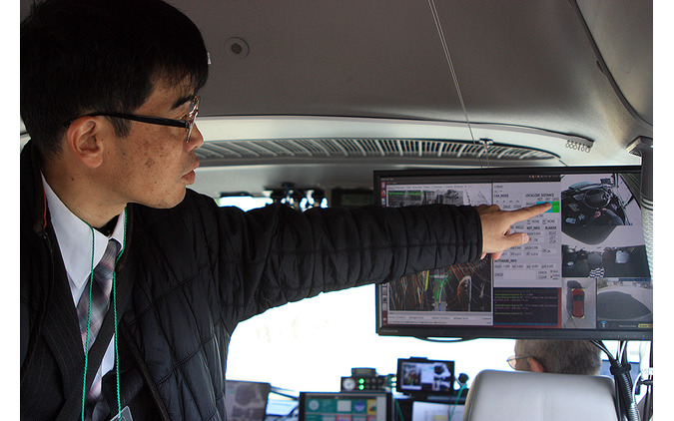 ヨコスカ×スマートモビリティ・チャレンジ2020(横須賀リサーチパーク  YRP 2020年2月7日)