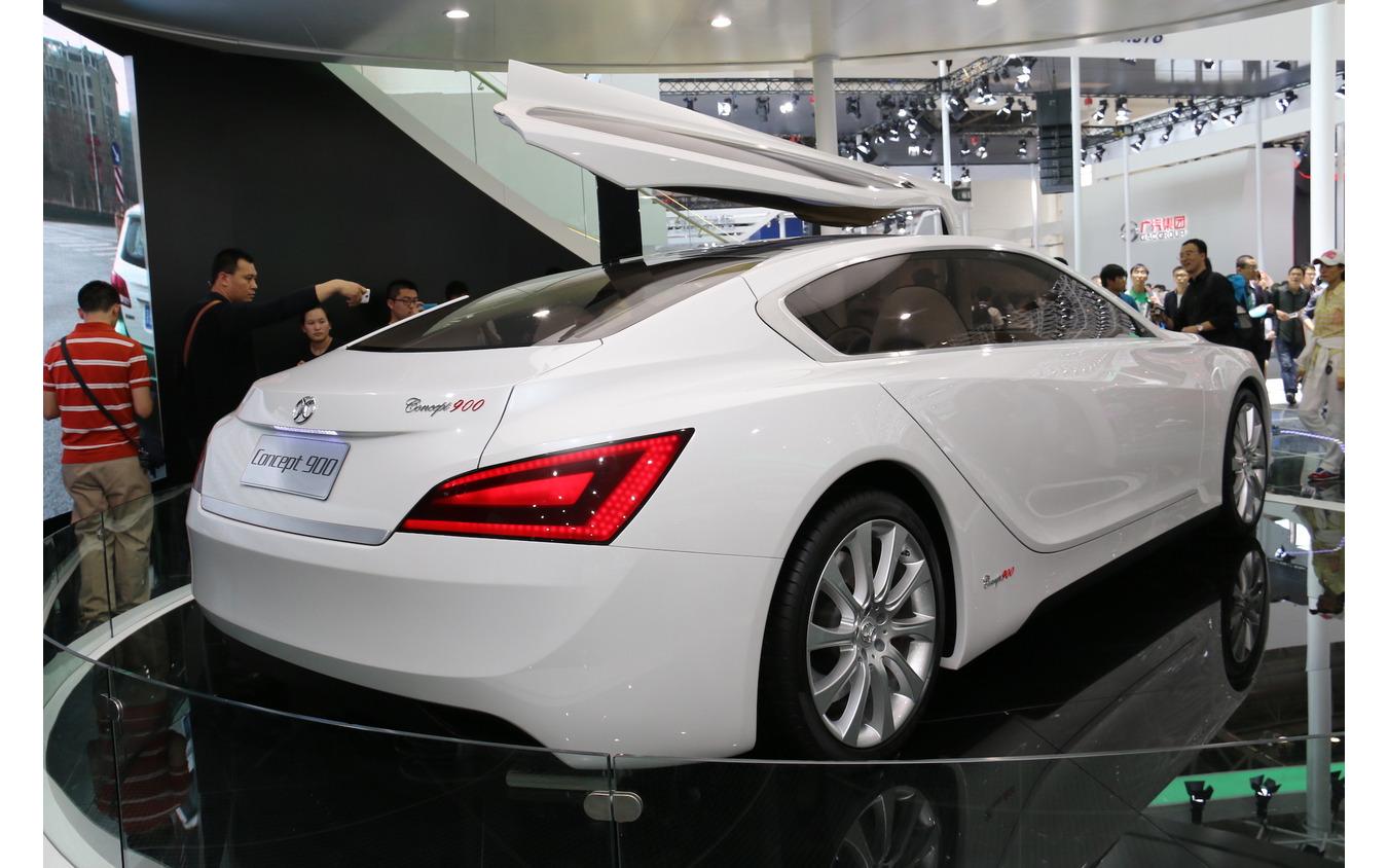 北汽コンセプト900(北京モーターショー2014)