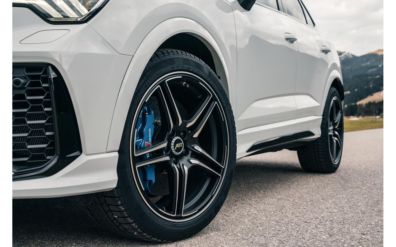 アプトのアウディ RS Q3 スポーツバック 新型のカスタマイズプログラム