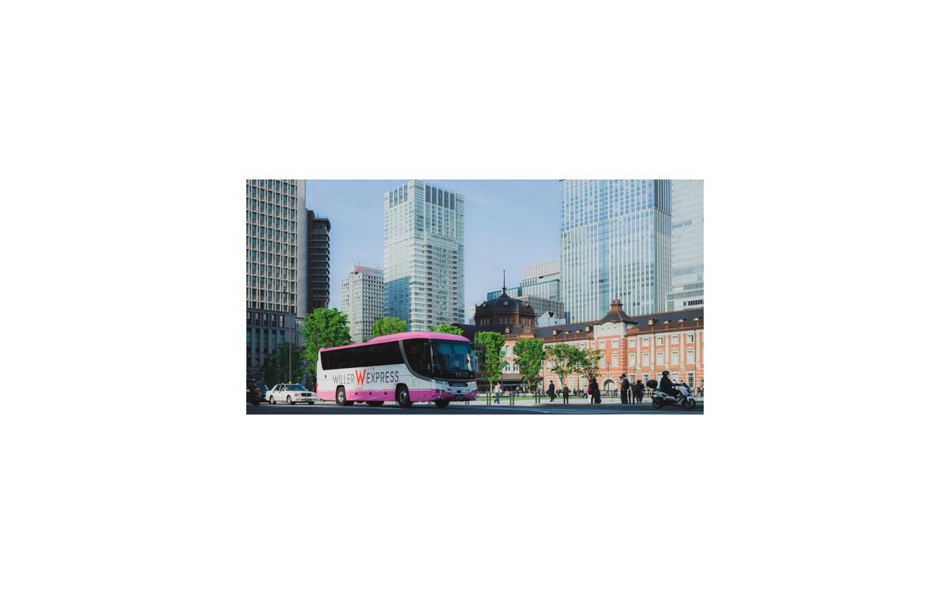 WILLERの高速バス、WILLER EXPRESS