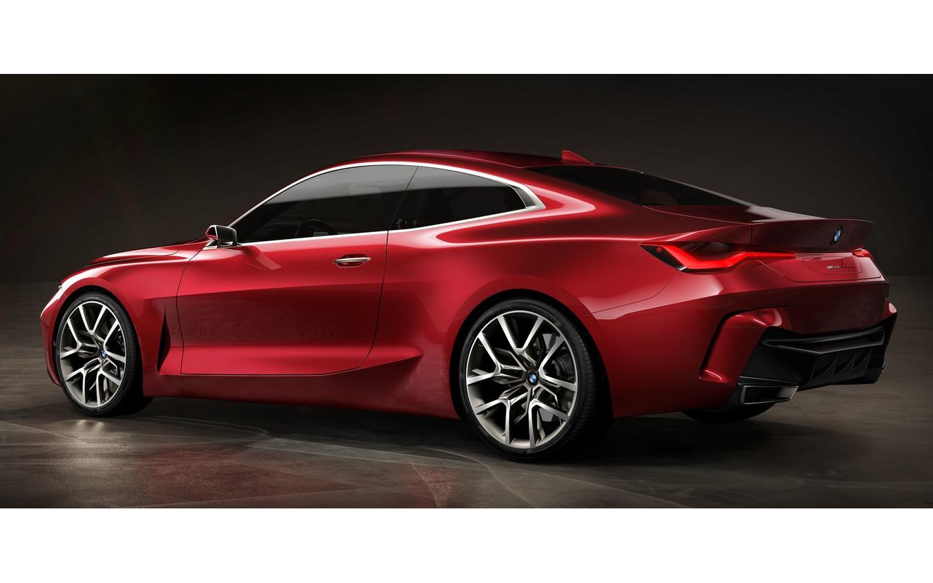 BMWコンセプト4(参考画像)