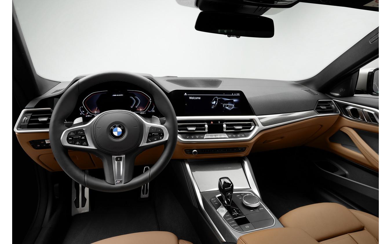 BMW 4シリーズ・クーペ 新型
