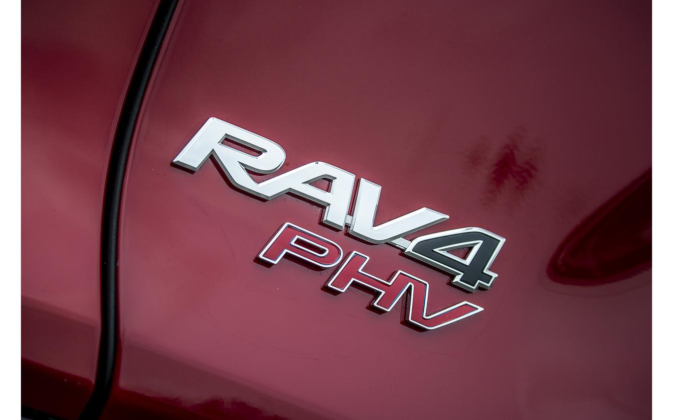 トヨタ RAV4 PHV(プロトタイプ)