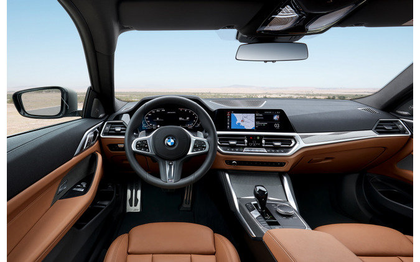 BMW 4シリーズ・クーペ 新型の M440i xDrive クーペ