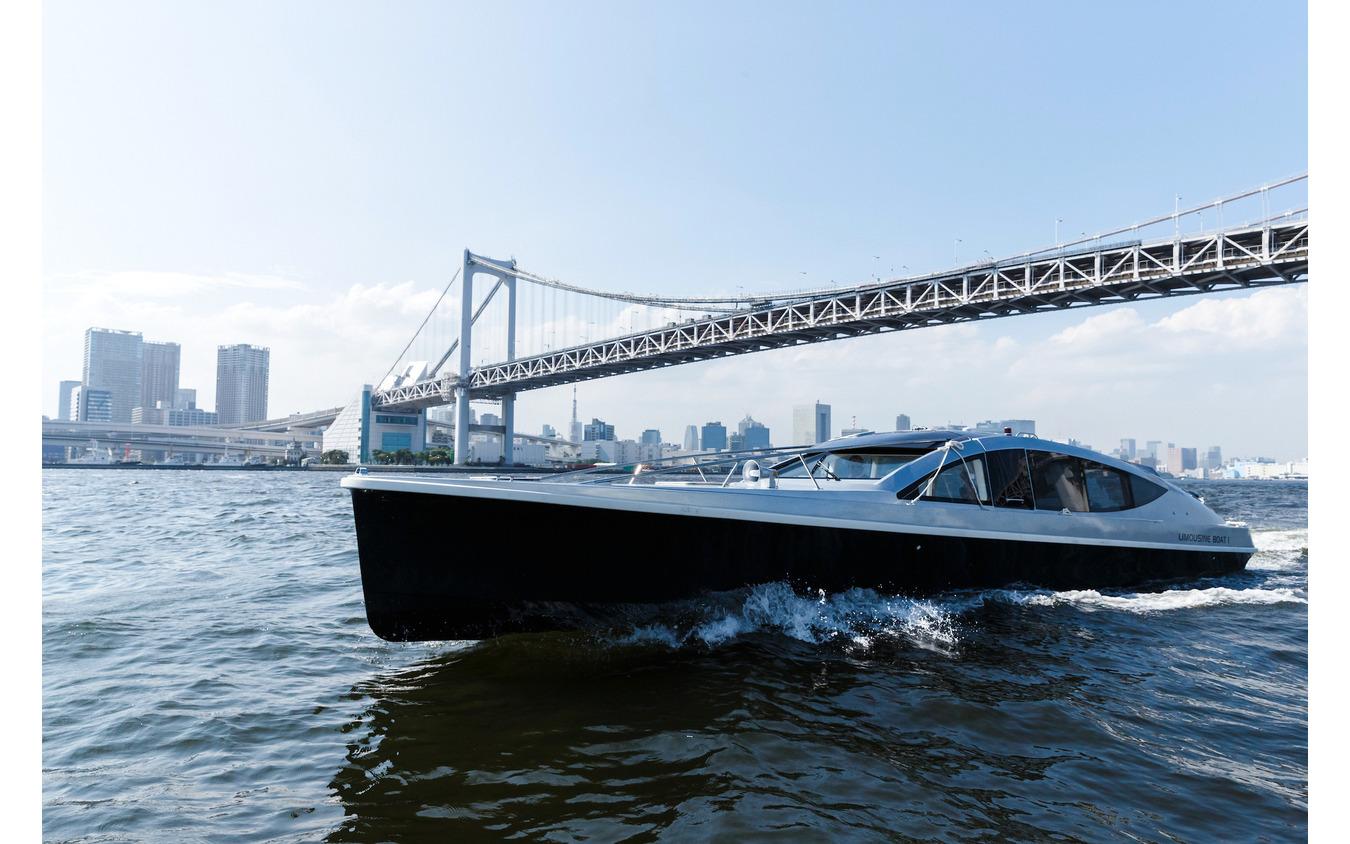 羽田アクセス船「リムジンボート」